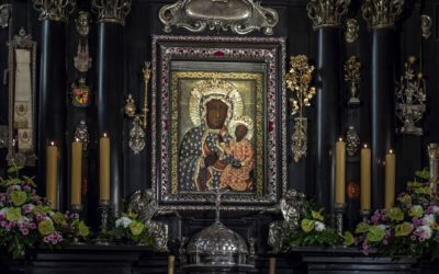 Prayer to the Black Madonna