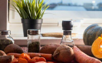 Carrots, a.k.a Sweet Potatoes